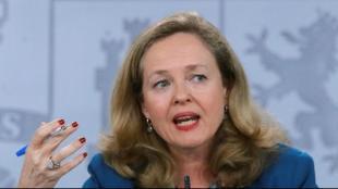 Nadia Calviño, ministra d'Economia i vicepresidenta tercera del govern espanyol
