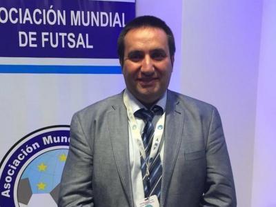 El president de la FCFS, Dani Vives, en una imatge d'arxiu