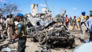 Un cotxe bomba va explotar i va provocar 76 morts, el desembre passat, a Mogadiscio