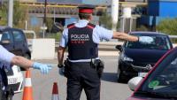 Control policial a les carreteres