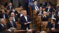 El primer ministre hongarès, Viktor Orbán, ha obtingut el suport del Parlament per governar per decret indefinidament