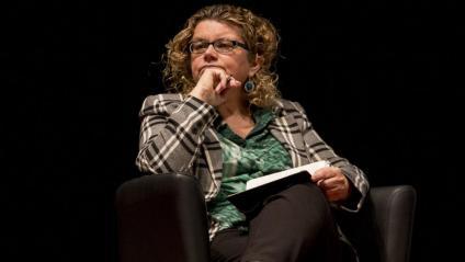 Marina Geli, en una imatge d'arxiu