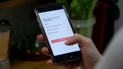 El Govern llança l'aplicació 'Confinapp' per resoldre dubtes