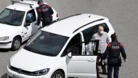 31 detinguts i 2.447 denunciats a Catalunya per incomplir el confinament les darreres 24 hores