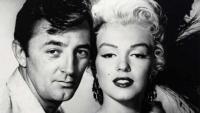 "Robert Mitchum i Marilyn Monroe, a ""Río sin retorno""."