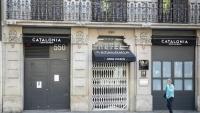 Els hotels tancats, en una imatge impensable fa uns mesos