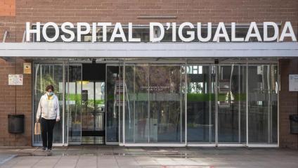 La Conca d'Òdena va patir un brot especialment greu de coronavirus i va afectar de manera important els professionals de l'Hospital d'Igualada