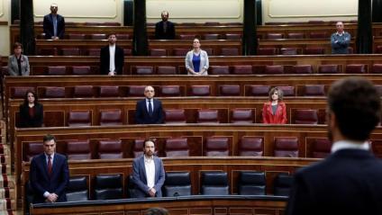 Ple del Congrés dels Diputats