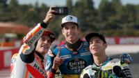 Els tres campions mundial de la temporada passada