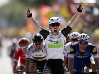 Mark Cavendish va aconseguir la seva darrera victòria d'etapa al Tour el 2016