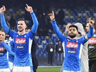 Un partit de la lliga italiana d'aquesta temporada. El campionat es va suspendre el 9 de març.