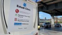 La benzinera Meroil de l'avinguda Meridiana de Barcelona és un dels punts d'atenció habilitats