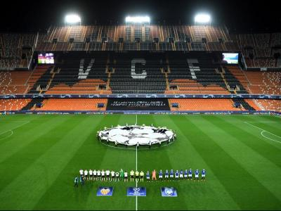 L'estadi de Mestalla