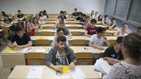 •Proves de selectivitat a la Universitat Autònoma de Barcelona