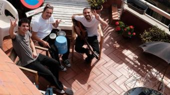 El grup barceloní Stay Homas