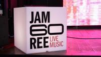 El logo del Jamboree que commemora el seu 60è aniversari