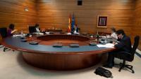 Una imatge del Consell de Ministres d'aquest dimarts
