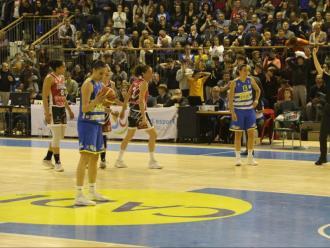Els tirs lliures de Yurena van marcar la semifinal pel títol de lliga el 2019