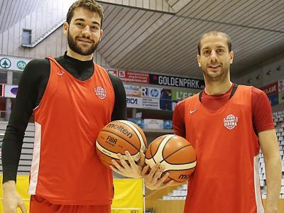 Gerard Sevillano i Albert Sàbat, dos dels jugadors clau del Girona aquesta temporada