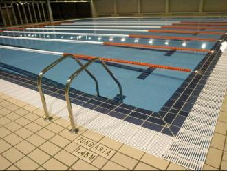 Una de les piscines del Reus Deportiu.