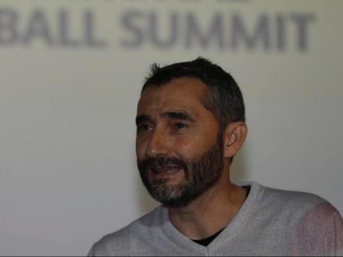 Ernesto Valverde, exentrenador del FC Barcelona