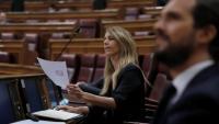 La portaveu del PP, Cayetana Álvarez de Toledo, al Congrés