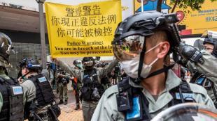 La policia avisa els manifestants de Hong Kong que poden ser perseguits judicialment si protesten