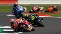 La darrera cursa de Moto GP a Silverstone