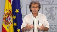 El director del Centre de Coordinació d'Emergències i Alertes Sanitàries, Fernando Simón