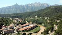 Investiguen si es van respectar les restriccions sanitàries en un funeral al camp de futbol de Castellbell i el Vilar