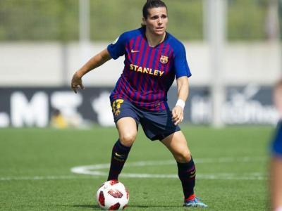 Andrea Pereira ha renovat el seu contracte fins al 2023.
