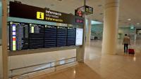Terminal 1 de l'aeroport d'el Prat