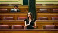 Inés Arrimadas, presidenta de Cs