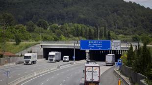 L'AP-7 entre Tarragona i la Jonquera deixarà de ser de peatge el 31 d'agost de l'any vinent juntament amb l'AP-2 entre el Vendrell i Saragossa
