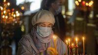 La catedral ortodoxa de l'Epifania de Moscou va obrir ahir, i la majoria d'esglésies russes obriran aquesta setmana