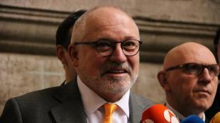 L'exconseller Lluís Puig