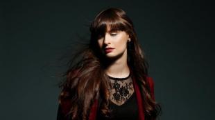 Laura Farré Rozada, en una imatge de promoció del seu primer disc, 'The French Reverie'