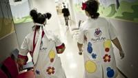 Els Pallapupas tornen als hospitals després del coronavirus