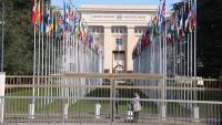 El Palau de l'ONU a Ginebra