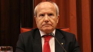 L'expresident de la Generalitat, José Montilla