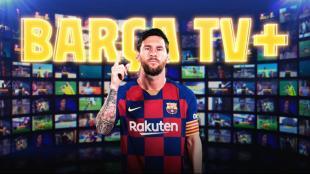 El FC Barcelona llança la plataforma en 'streaming' Barça TV+
