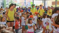 Trobada de casals d'estiu a Figueres l'agost de l'any passat