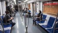 L'oferta de transport públic arribarà dilluns al 100% en el cas del metro