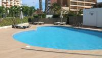 El director de l'Hotel Best Terramarina, de Vila-seca, el primer hotel turístic de la Costa Daurada que aixeca la persiana