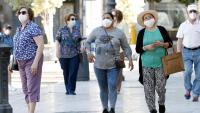 Multes de fins a 100 euros per no portar mascareta a partir del 22 de juny