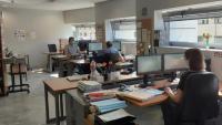 El 18,5% dels empleats públics de l'Estat a Catalunya treballa presencialment