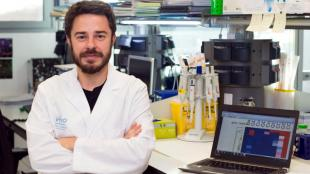 César Serrano, cap del Grup de Recerca Translacional en Sarcomes del Vall d'Hebron Institut d'Oncologia (VHIO) i oncòleg de l'Hospital Vall d'Hebron