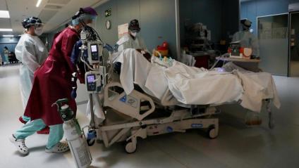 L'Estat registra 164 nous contagis i 1 mort per covid-19 en les últimes 24h