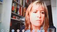 Núria Marín, alcaldessa de l'Hospitalet de Llobregat i presidenta de la Diputació de Barcelona