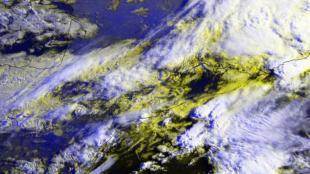 Alerta per fortes pluges al migdia i tarda al Berguedà i Osona
